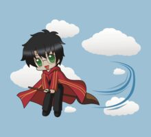 Chibi Harry Potter by scarlet-neko