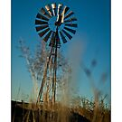Wind Power by JustineEB