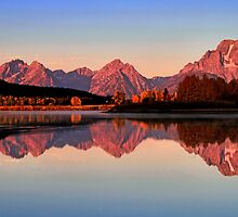 Oxbow Bend by Ann  Van Breemen