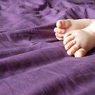 feet of a angel by Jessica Hooper