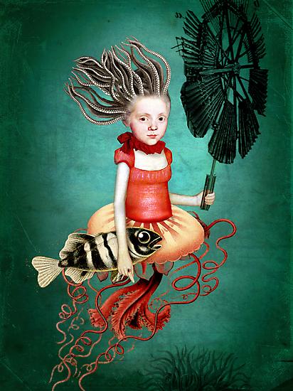 Die kleine Meerhexe by Catrin Welz-Stein