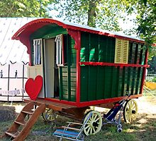 Gypsy Caravan by chris-csfotobiz