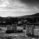 THE CHURCHYARD by Redtempa