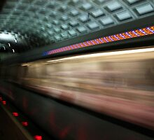 Swoosh, DC Metro by SuddenJim