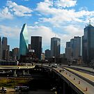 SKYLINE OF DALLAS by DarrellMoseley