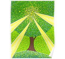 Tree mana energy Poster