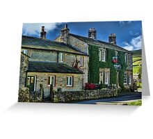 The Falcon Arncliffe! Greeting Card