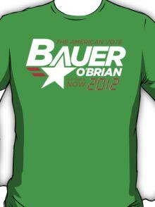Vote Jack Bauer in 2012 T-Shirt