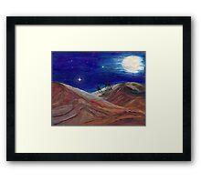 Arabian Night Framed Print