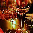Wine Glass by Stephen Burke