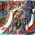 Christmas Card by Carol Berliner