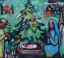 Enjoy the Medieval Christmas Experience (TM) by FirstTree