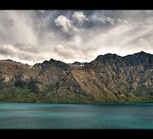 The Ridge by The Jonathan Sloat