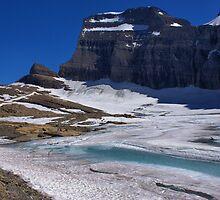 Grinnell Glacier by JamesA1