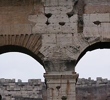 Part of the Coliseum by minikin