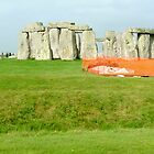 Rethinking Stonehenge  by trobe
