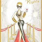 Mocktail Hollywood Nights by Kida-Lee
