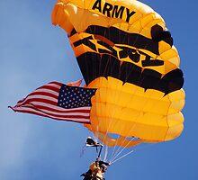 """Star Spangled Banner Yet Flies"" by Robert Burdick"