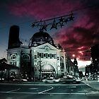 Melbourne by Igli Martini Kocibelli