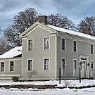 Oswald Detchon House by Monnie Ryan