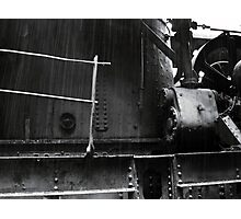 Steam Donkey Project #194 Photographic Print