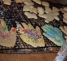 Hand Cookies by Vonnie Murfin