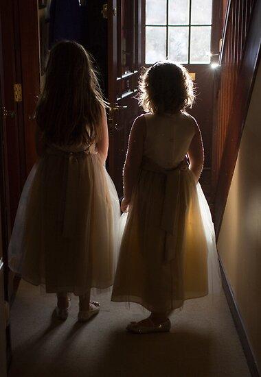 Two Little Princesses by Lynne Morris