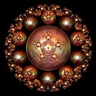 Glitter Ball by Sven Fauth