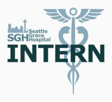 Seattle Grace Hospital - Intern by El Gran Toñeti