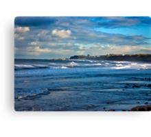 Seascape - Across the Bay Canvas Print