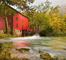 Alley Spring Mill by Gregory Ballos | gregoryballosphoto.com