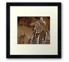 Time To Reflect Framed Print
