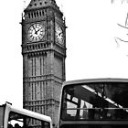 Clocks and Buses  by Debbie Westerman