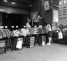 New York City Market by Frank Romeo