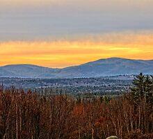 Mount Chocorua by Scott A. Ray