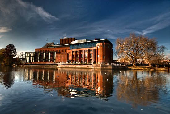 RSC -  Stratford upon Avon by Billy Hodgkins