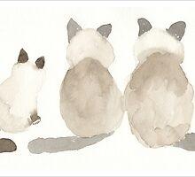 Ginger, Rosie and Simon by Joyce Ann Burton-Sousa
