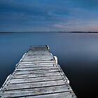 Lake Mulwala by Sam Ilic