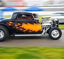 Flamin' Coupe by dlhedberg