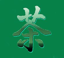 green cha  by scholara