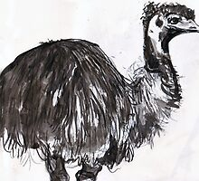 emu#2 by WoolleyWorld