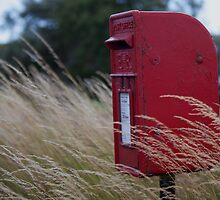 Royal Mail Post Box by DJ-Stotty