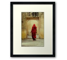 Framed:  Photographers are a dangerous breed - first they frame you, then they shoot you, and lastly they hang you on a wall! Framed Print