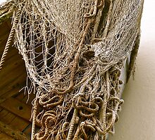 Nets and ropes by Ali Brown