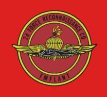 Marine 2nd Force Recon Emblem (sm) by Walter Colvin
