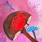 Lady Bug by Chantel Schott