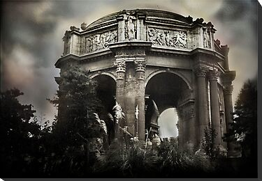 Palace of Fine Arts, San Francisco by linaji
