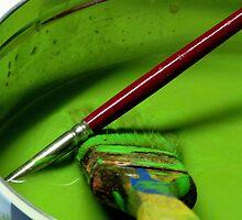 It's green! by michele1x2