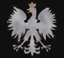 Bling Polish Eagle t shirt by PolishArt