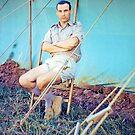 1966 Zambia Sgt RAF by Woodie